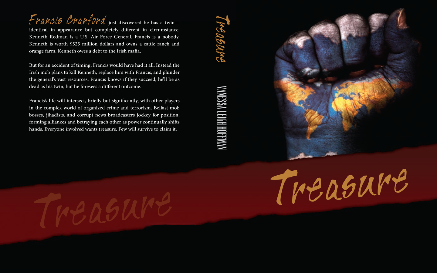 Treasure: A Trilogy by Vanessa Leigh Hoffman